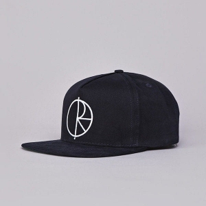 POLAR SKATE CO. STROKE SNAPBACK NAVY