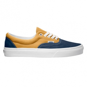 VANS ERA VINTAGE DRESS BLUE/SUNFLOWER