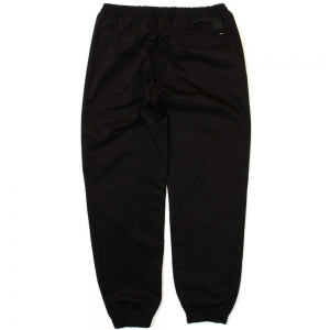 POLAR SKATE CO SWEAT PANTS CHINOS BLACK