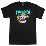 THRASHER BABES BLACK