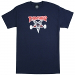 THRASHER TWO TONE SK8GOAT NAVY