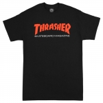 THRASHER TWO TONE SKATE MAG BLACK