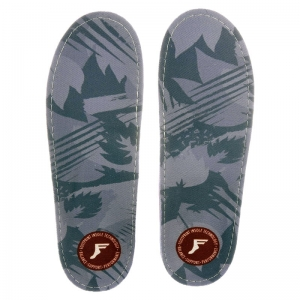 FOOTPRINT GAME CHANGERS CAMO GREY