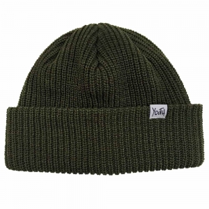 YOUTH FORESTER BEANIE OLIVE