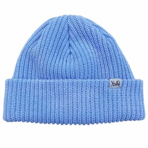 YOUTH FORESTER BEANIE LIGHT BLUE