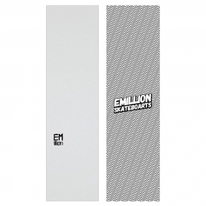 EMILLION GRIPTAPE CLEAR PERFORATED