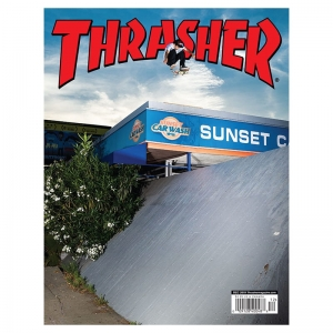 THRASHER SKATEBOARD MAGAZINE  DECEMBER 2019