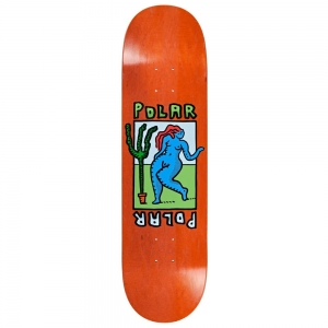 "POLAR SKATE CO. CACTUS DANCE 8.375"" SLICK"