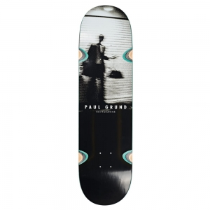POLAR SKATE CO. PAUL GRUND MAN IN RAIN WHEEL WELLS 8.375""