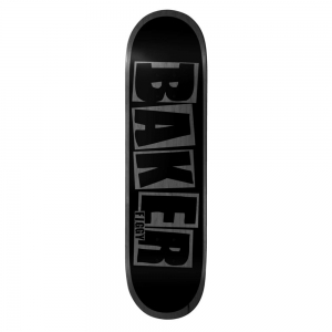 BAKER FIGGY BRAND NAME BLACK 8.38""