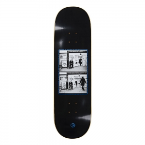 POLAR SKATE CO. KLEZ KIDNEY FOR SALE 2.0 BLACK 9.0""