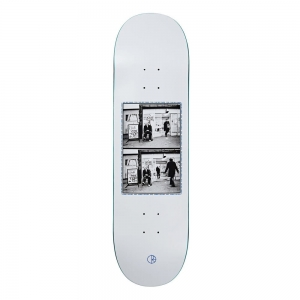 POLAR SKATE CO. KLEZ KIDNEY FOR SALE 2.0 WHITE 8.125""