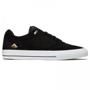 EMERICA REYNOLDS G6 3 VULC BLACK/WHITE/GOLD
