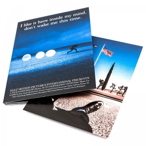 I LIKE IT HERE INSIDE MY MIND. DON'T WAKE ME THIS TIME DVD